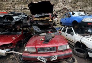 Damaged Car Removals Melbourne
